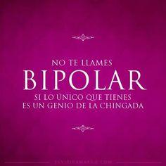 Bipolar...