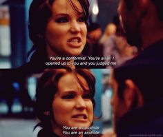 Silver Linings Playbook - Jennifer Lawrence favorite quote ever!!!