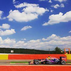 2015 Belgian Grand Prix (Daniel RicciardoRed Bull) #f1 #f1pics #f1images #f1latest #f12015 #formulaone #gp #grandprix #racing #motorsport #belgium #belgiangp #spa #francorchamps #eaurouge #redbull #renault #ricciardo #kvyat #ciaojules #jb17 #keepfightingmichael by f1latestimages
