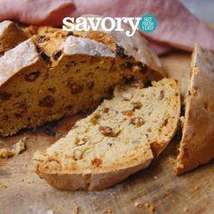 Bread Recipe Video, Irish Soda Bread Recipe, Fun Baking Recipes, Snack Recipes, Dessert Recipes, Snacks, Irish Recipes, Biscuit Recipe, Quick Bread