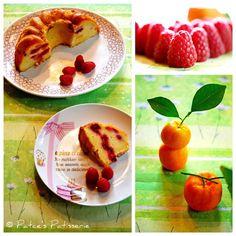 Patce's Patisserie: Himbeer-Mandarinen-Gugelhupf mit Joghurt - So schmeckt der Sommer!