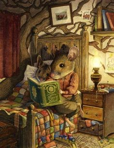 Mouse House - Chris Dunn