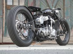 Opony do bobbera | Custom Motorcycles Poland Blog