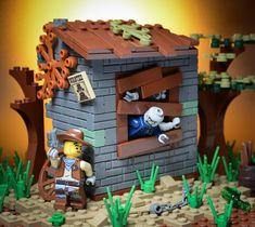 Lego Minecraft, Lego Moc, Lego Minifigure Display, Lego Minifigs, Lego Technic, Lego Batman, Legos, Lego Mandalorian, Lego Zombies