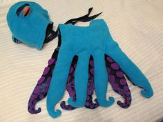 baby octopus costume | this is the baby octopus costume i ma… | Flickr