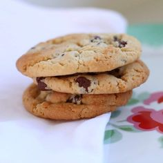 Only THE BEST Chocolate Chip Cookies EVER! by makeitperfect on www.recipecommunity.com.au
