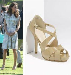 Duchess Kate: Kate Loves: Shoes - Part 1
