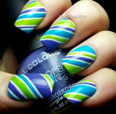 22 Spectacular Nail Art Design Ideas With Fresh Colors | World inside pictures