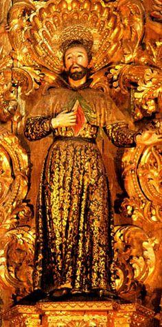 St. Francis Xavier, S.J. (Jesuit Church in Quito, Ecuador)