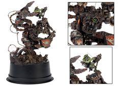 U.K. 2010 - Véhicule Warhammer 40,000 - Demon Winner, le site non officiel du Golden Demon