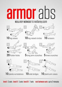 Armor Abs Workout, looks killing on the lower abs and entire core! Armor Abs Workout, looks killing on the lower abs and entire core! Abs Workout Routines, Ab Workout At Home, At Home Workouts, Workout Plans, Workout Fitness, Bodyweight Fitness, Ab Workouts For Men, Belly Fat Workout For Men, Rugby Workout