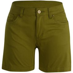 Black Diamond Stretch Font Short - Women's Sage