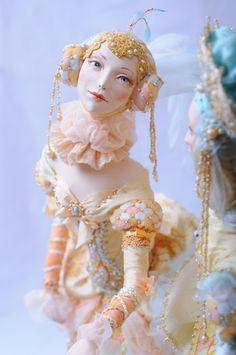 "Dolls ""Walk"" (by Kate Lipihina) detail"