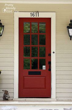 There's nothing crabby about this color. Would you paint your door in Crabby Apple SW 7592?