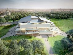 SANAA Selected Over Snøhetta to Design New National Gallery of #Hungary — #Architecture via @archdigest