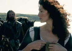 """Claire in Outlander episode 114 """"The Search"""""""