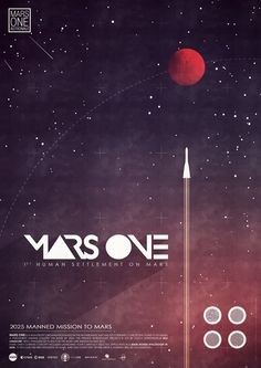 Mars One Project - poster