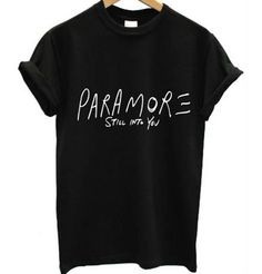 Paramore Still Into You Shirt Men's
