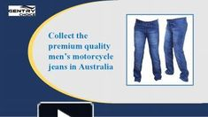 Collect the premium quality men's motorcycle jeans in Australia Motorcycle Jeans, Skinny Fit, Australia, Slim, Fitness, Stuff To Buy, Men, Collection, Tops