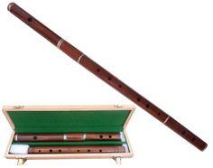 PROFESSIONAL D FLUTE ROSEWOOD WITH WOODEN CASE in Instruments de musique, Instruments à vent (Bois), Flûtes | eBay