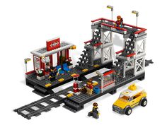 TRAIN STATION -- Get on the inside track with the new LEGO® City Train Station! ($49.99)