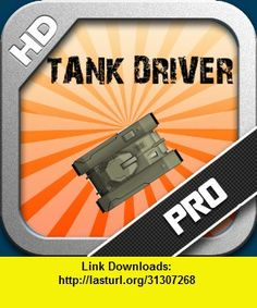 Tank Driver HD, iphone, ipad, ipod touch, itouch, itunes, appstore, torrent, downloads, rapidshare, megaupload, fileserve