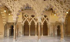 Arcos del Salón Dorado