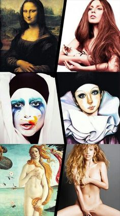 Ah now this makes sense. ARTpop. Art + music.