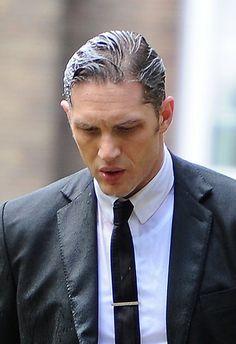 Tom Hardy wet... Yum ❤