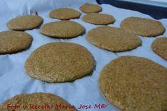 DukanAdictos en la cocina: Galletas de salvado de avena y canela by Maria Jose *Repostería *Dukan