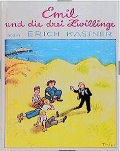 Emil und die drei Zwillinge : die zweite Geschichte von Emil und den Detektiven by Erich Kästner | LibraryThing