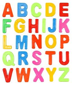 Preschool Learning Activities, Learning Resources, Magnetic Letters, Alphabet For Kids, Collage Design, Letter Set, Good Notes, Cute Stickers, Sticker Design