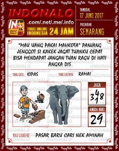 Ramalan JP 2D Togel Wap Online Indonalo Semarang 17 Juni 2017