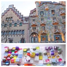 Did you know Antoni Gaudi, Spanish Catalan Architect rarely drew plans of his work. He made 3-D model! St. Lawrence Martyr School - SLMS *Official Page* students created beautiful mosaic tiles!