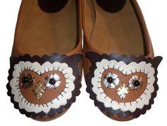 Twit Twoo Owl Shoes