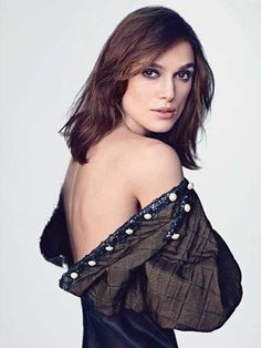 Pride & Prejudice (2005) Blog: Keira Knightley covers Marie Claire Magazine's March 2013 issue