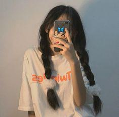 Korean Beauty Girls, Pretty Korean Girls, Cute Korean Girl, Cute Kawaii Girl, Cute Girl Face, Korean Girl Photo, Korean Girl Fashion, Girls With Cameras, Looks Pinterest