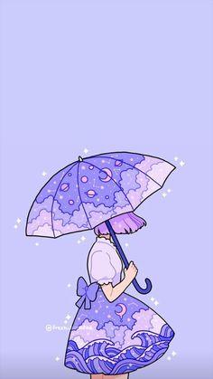 Cute Pastel Wallpaper, Kawaii Wallpaper, Arte Do Kawaii, Kawaii Art, Cute Animal Drawings Kawaii, Cute Drawings, Cute Anime Character, Character Art, Aesthetic Art