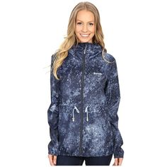 Bench Profitability Jacket Women's Coat ($79) ❤ liked on Polyvore featuring outerwear, jackets, soft shell jacket, sports jacket, hooded softshell jacket, hooded windbreaker jacket and lightweight jackets