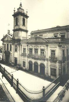 rio de janeiro, Igreja de Bom Jesus do Calvário, Centro.