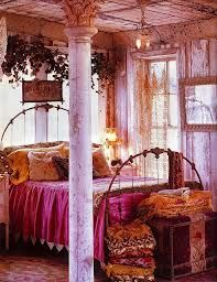 Rustic Boho Room