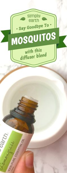 If you're just as annoyed by these little blood-suckers as I am, I have the perfect diffuser recipe for you! You can diffuse this in your bedroom at night, in your sunroom, near your back door, or anywhere where you could use a little bug-fighting boost!