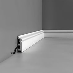 short skirting board from House Martin Online. Part of a great selection of skirting from a leading supplier of skirting and skirting board. Base Moulding, Moldings And Trim, Faux Crown Moldings, Baseboard Molding, Orac Decor, Classic Ceiling, Baseboards, Wainscoting, Home Improvement