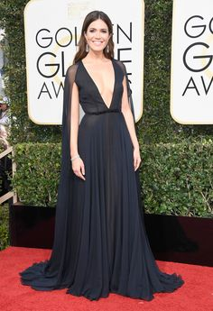 Mandy Moore at the 2017 Golden Globe Awards. Golden Globes 2017: See All the Best Red Carpet Looks Photos   W Magazine