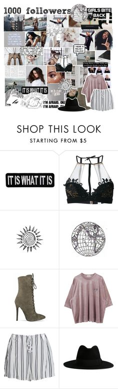 """She's likes the we kiss In the dark, how come she's so afraid of falling in love"" by hannancat ❤ liked on Polyvore featuring Once Upon a Time, GET LOST, Polaroid, Prada, For Love & Lemons, WithChic and Yves Saint Laurent"