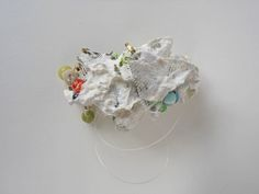 Transformation Project: paper sculptures by Andrea Butler. Join in at http://www.accessart.org.uk