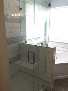 Complete wall-to-wall bathroom remodel with lots of before pictures and the afters