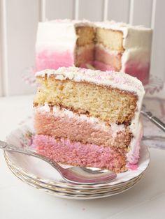 Jaleo en la Cocina: ¡¡¡Nuevo diseño + Layer Cake!!!