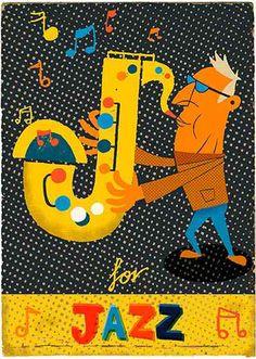 Alphabet : J is for jazz