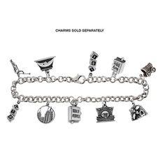 Charm Bracelet - K9 - http://mormonfavorites.com/charm-bracelet-k9-3/